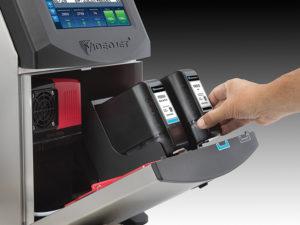 impresora de inyección de tinta continua