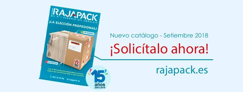NUEVO Catálogo - Rajapack