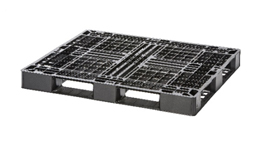 El palet xLite Eco i3 es especialmente ligero y adecuado para el transporte de mercancías frágiles empaquetadas.