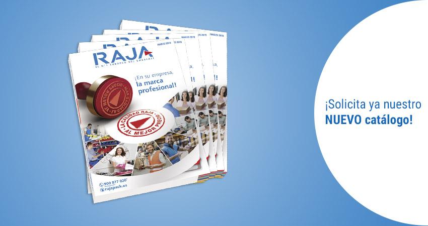 ¡Nuevo Catálogo de Rajapack disponible!