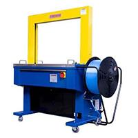 Mesa Flejadora Automática para fleje de Plástico PM309