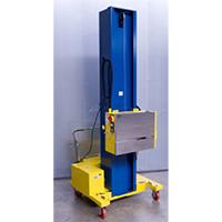 Mesa Flejadora Semiautomática para fleje de Plástico PM202-MH