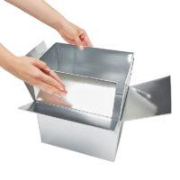 para transportar productos sensibles a la temperatura