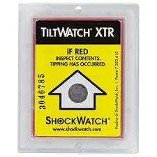 Indicador de vuelco TiltWatch XTR©