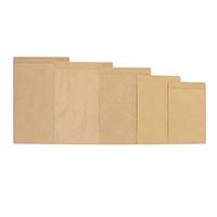 bolsa plana, papel de estraza 70