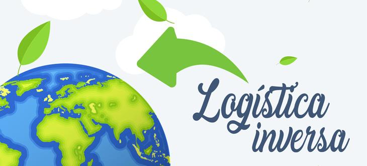 Palets reutilizables y logística inversa