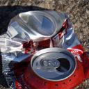 Las latas de aluminio reducen su huella de carbono