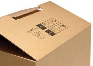 Sistemas de cierre para cajas de cartón