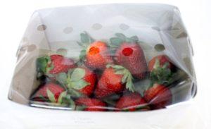 compuestos volátiles en envases para aumentar la vida útil de la fruta