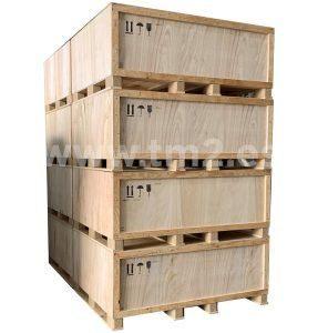 embalajes para el transporte de piezas de automoción