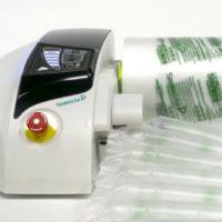 nueva máquina IB NANO un sistema de relleno por aire compacto