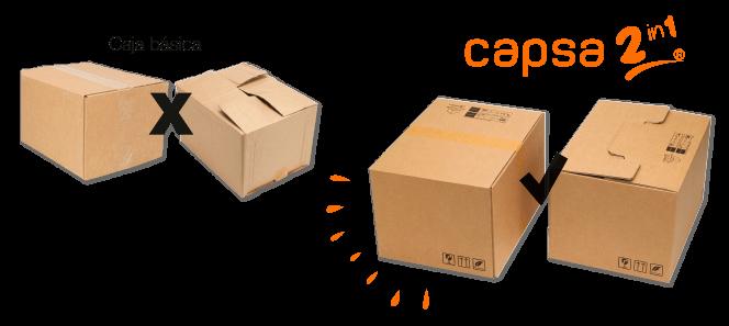 capsa2in1® la combinación perfecta