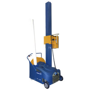 Flejadora horizontal semiautomática SPK 2800