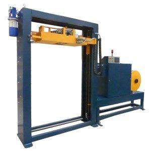 Flejadora automática vertical con cabezal superior SPK 2200