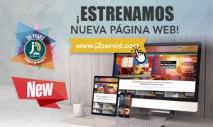 J2 Servid estrena nueva pagina web