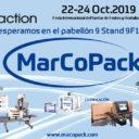 Marcopack un año más como expositor en la Fruit Attraction 2019