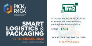 stand 537 tm2 pick&pack