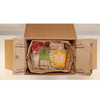 Embalaje isotérmico ecológico para alimentación e e-commerce