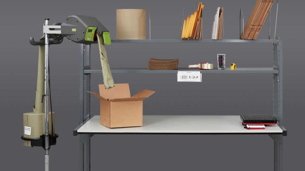 QUANTUM™ XTW es un dispositivo de relleno con papel