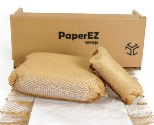 Dispensadora relleno con papel
