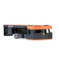 Este AGV puede utilizarse para el transporte horizontal simple de A a B con el fin de recoger y entregar cargas.