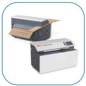 Perforadora de cartón HSM®