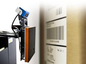 Sistemas de Impresión y Aplicación de Etiquetas Autoadhesivas para el etiquetado de palets a 1, 2 o 3 lados en tiempo real
