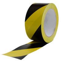 Cinta para marcar suelos 50×33 amarilla y negra