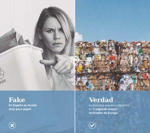 Una docena de organizaciones desmontan las fakenews sobre el papel y el cartón