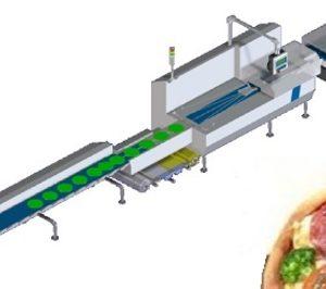 maquina pizza congelada