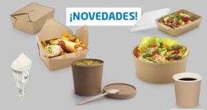 embalaje alimentario