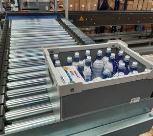 embalaje para la recogida y tratamiento de residuos