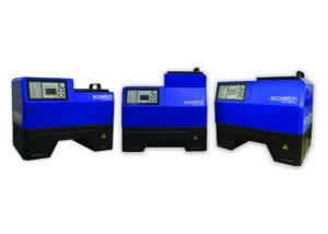 fusor totalmente eléctrico EcoStitch para la industria del embalaje